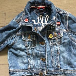 Tommy Hilfiger Denim jacket! Unique piece
